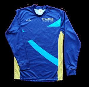 SAAC long sleeve top